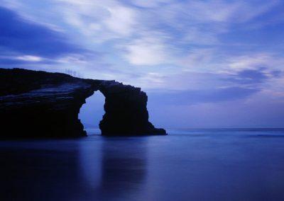 18 praia catedrais